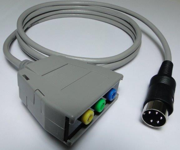 هولدر دیسک الکترود VEP و ABR