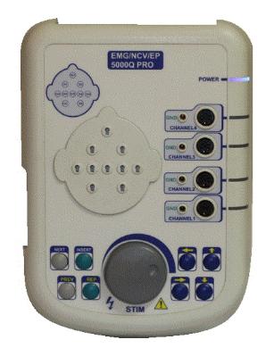 EMG 5000Q Pro Portable
